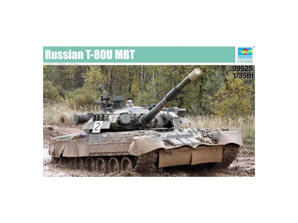 TR09525 T 80U MBT
