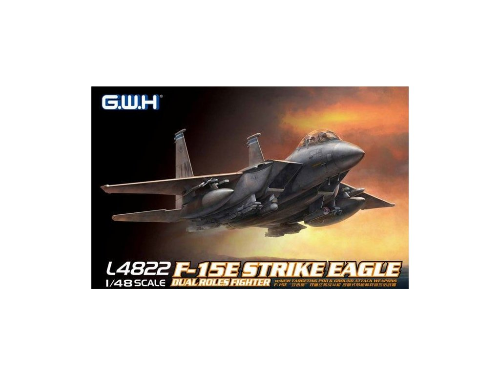 L4822 GWH F 15E Strike Eagle