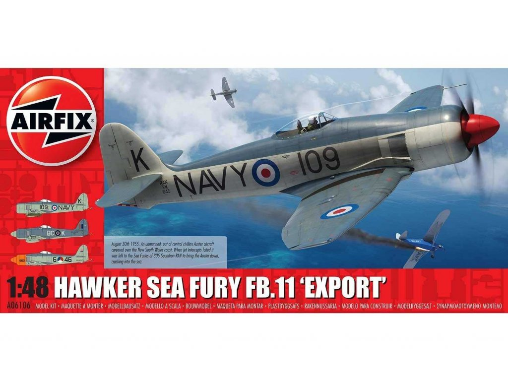 A06106 - Hawker Sea Fury FB.II 'Export Edition'