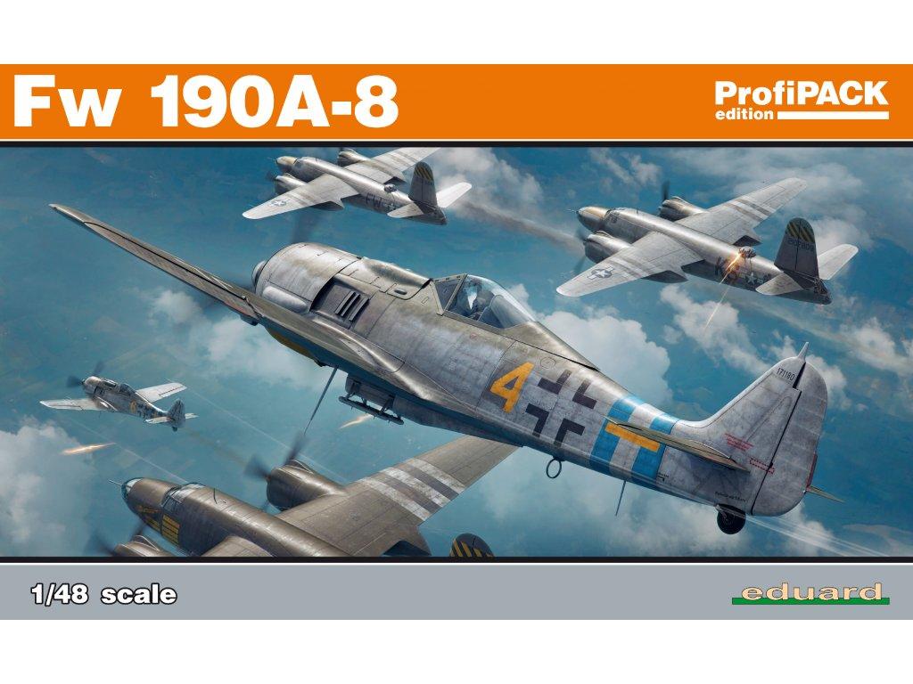 1/48 Fw 190A-8 (Profipack)