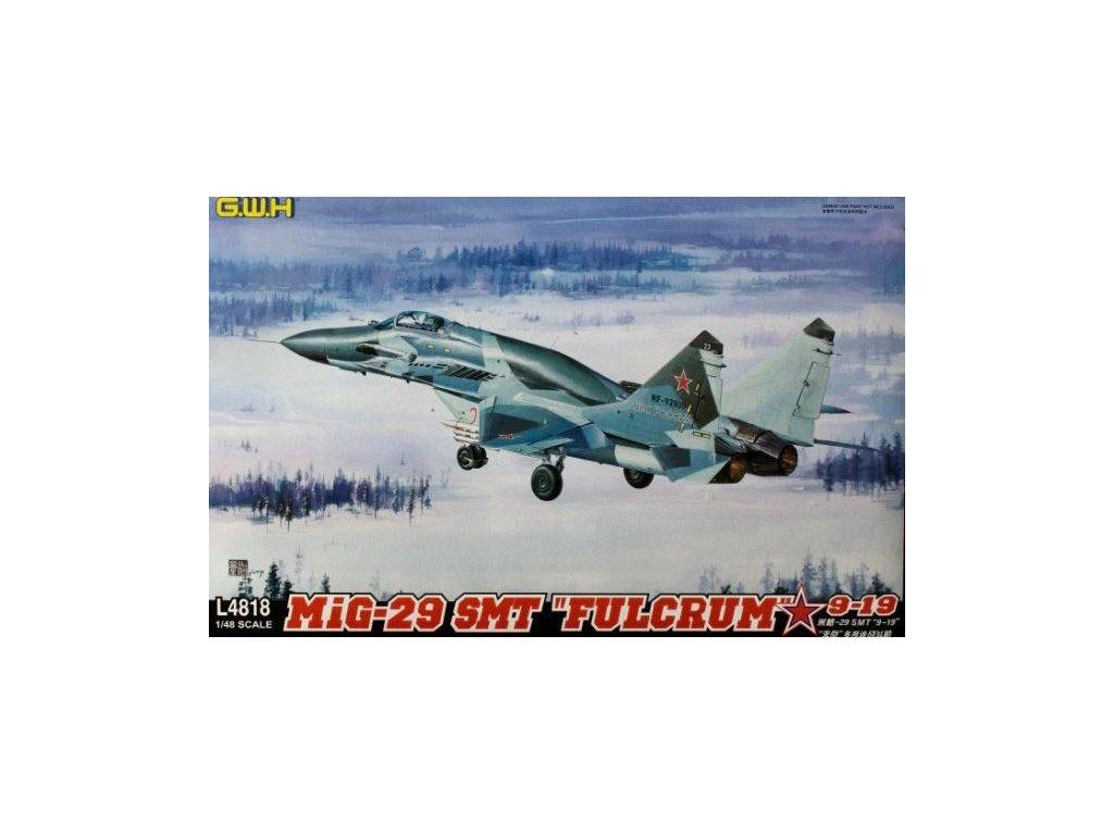 L4818 MiG 29 SMT Fulcrum 9 19