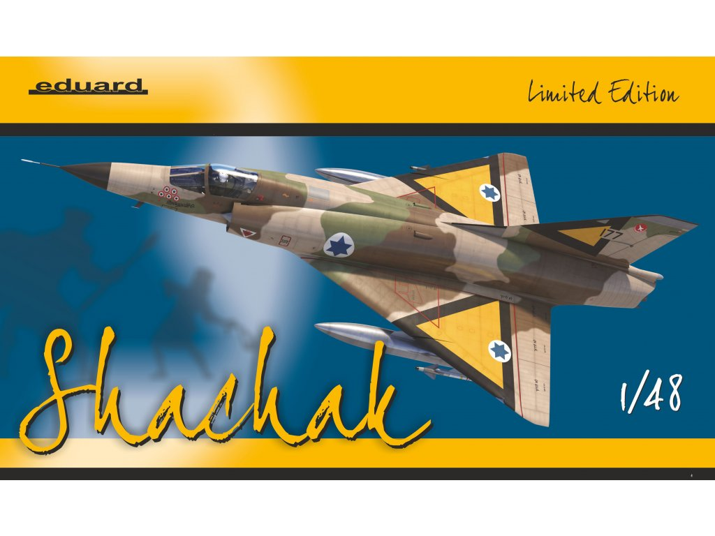 Shachak (Mirage IIICJ)