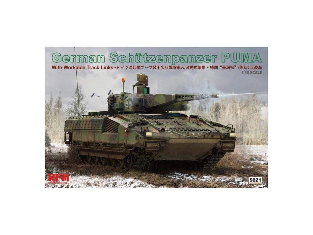 RFM5021 German Schützenpanzer Puma