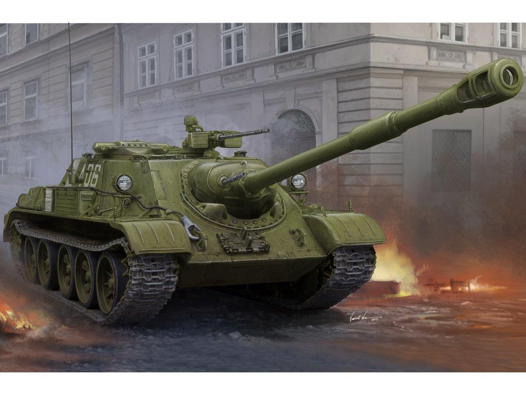Soviet SU 122 54 Tank Destroyer 84543