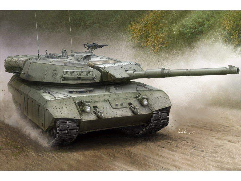 Leopard C2 MEXAS (Canadian MBT) 84504