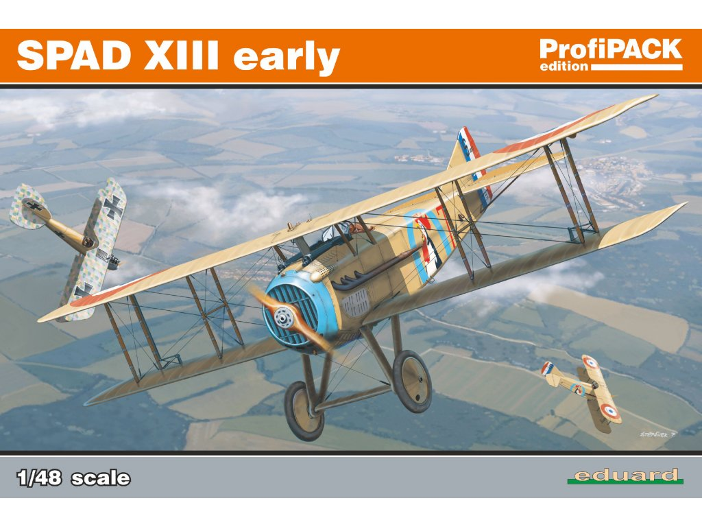 1/48 Spad XIII early (Profipack)