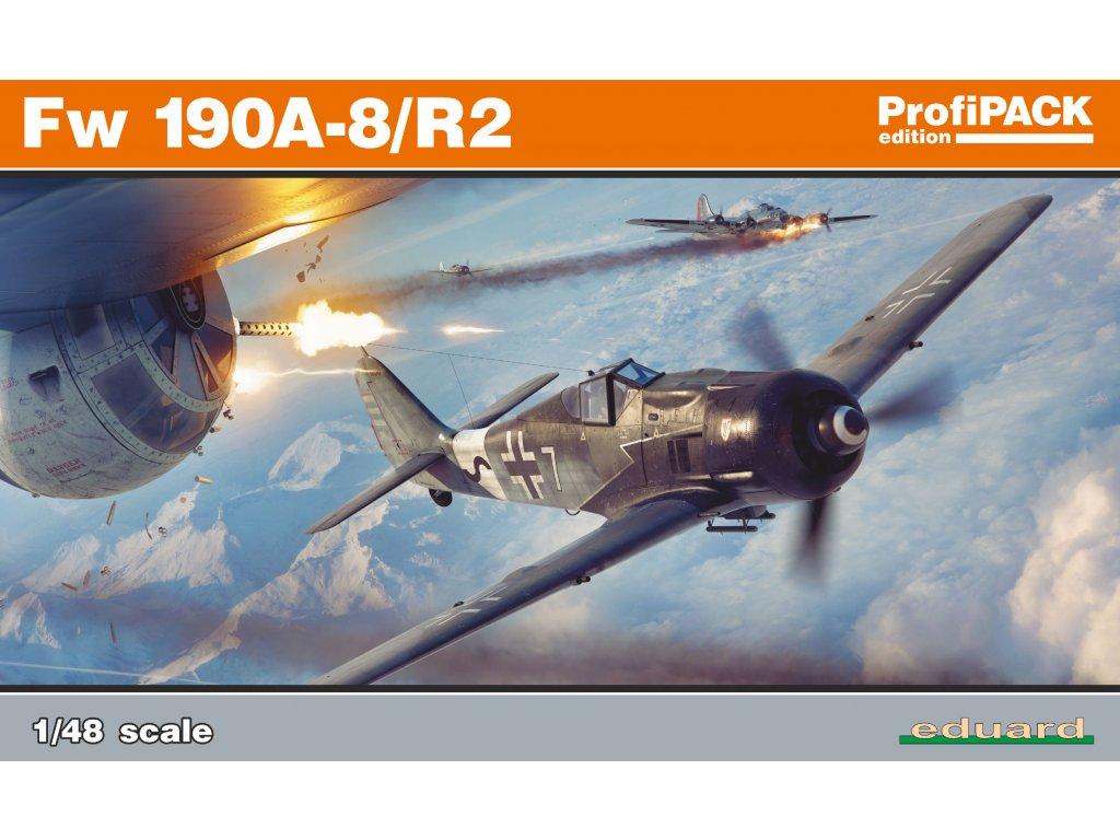 1/48 Fw 190A-8/R2 (Profipack)