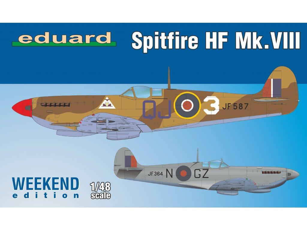 1/48 Spitfire HF Mk.VIII (Weekend)