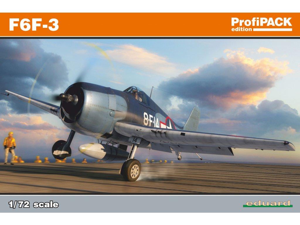 1/72 F6F-3 (Profipack)