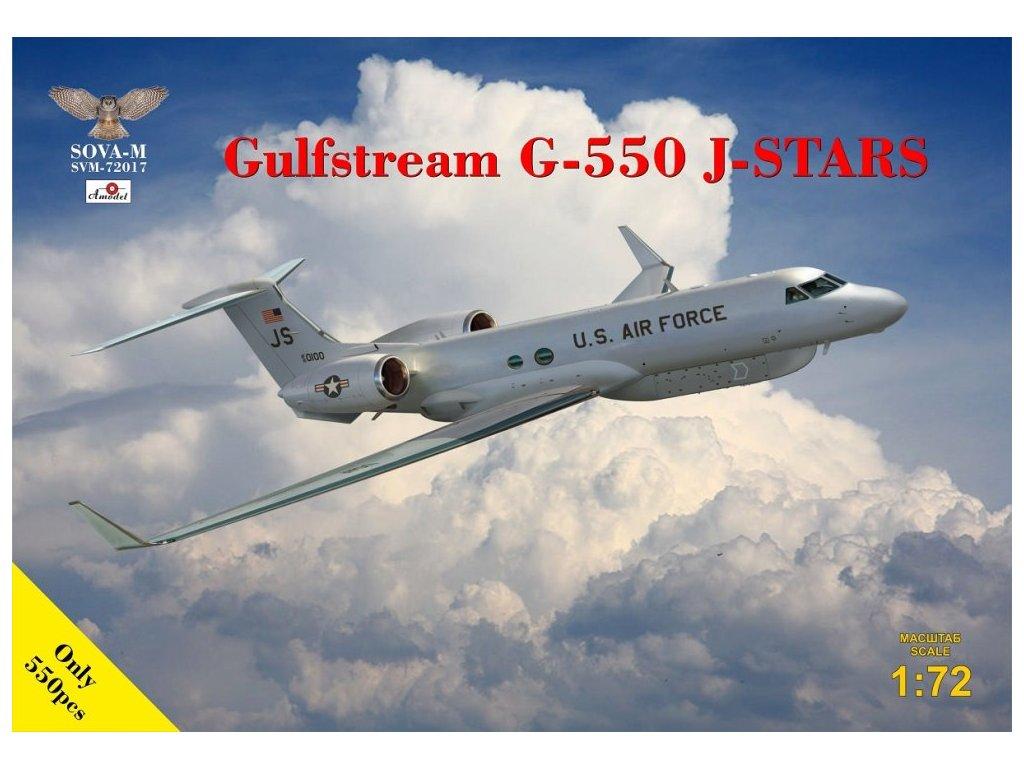 SVM 72017 Gulfstream G 550 J STARS