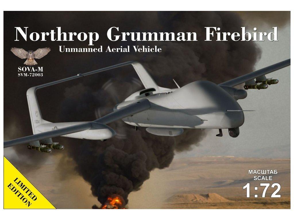 SVM 72003 Northrop Grumman Firebird