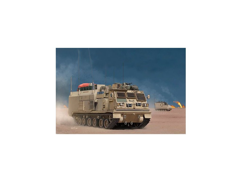 01063 M4 Command and Control Vehicle (C2V)