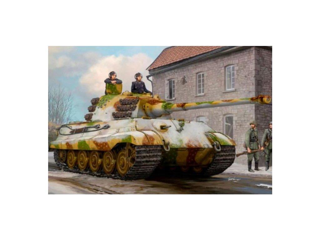 84532 Pz.Kpfw. VI Sd.Kfz. 181 Tiger II (Henschel Feb 1945 Production)