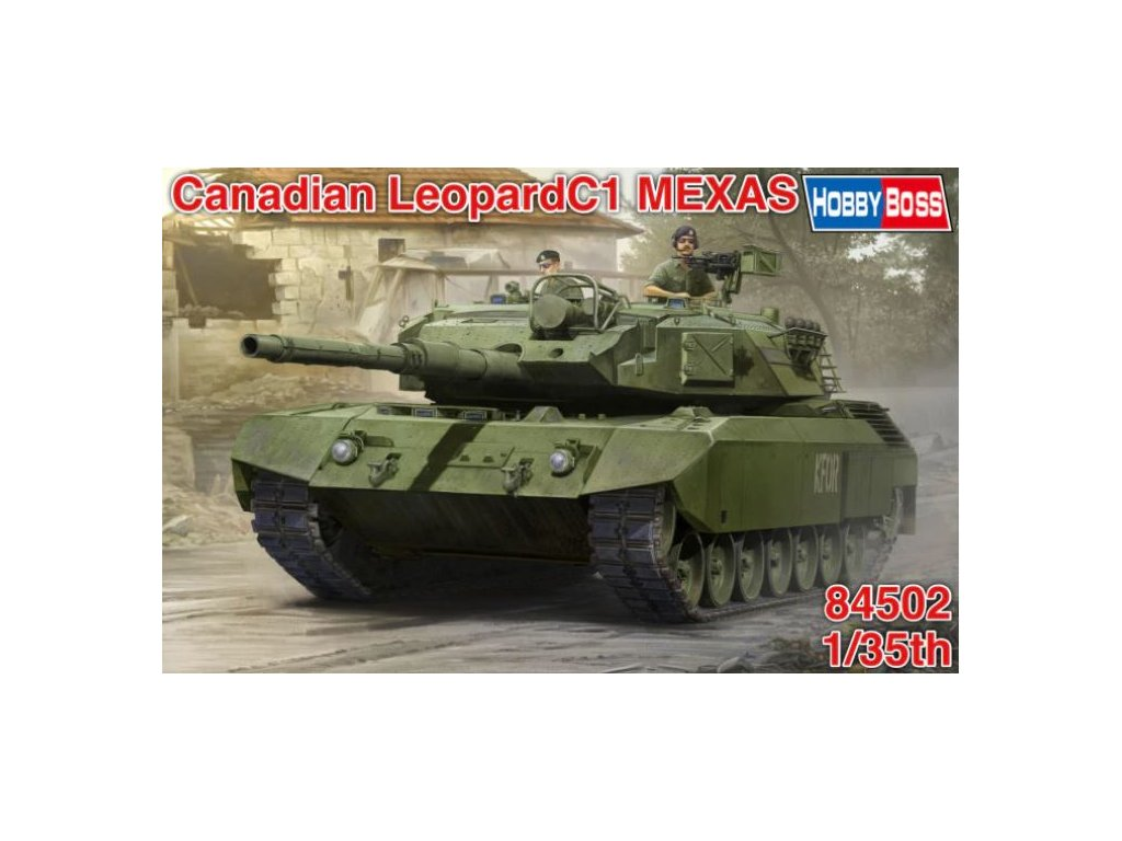 84502 Canadian Leopard C1 MEXAS