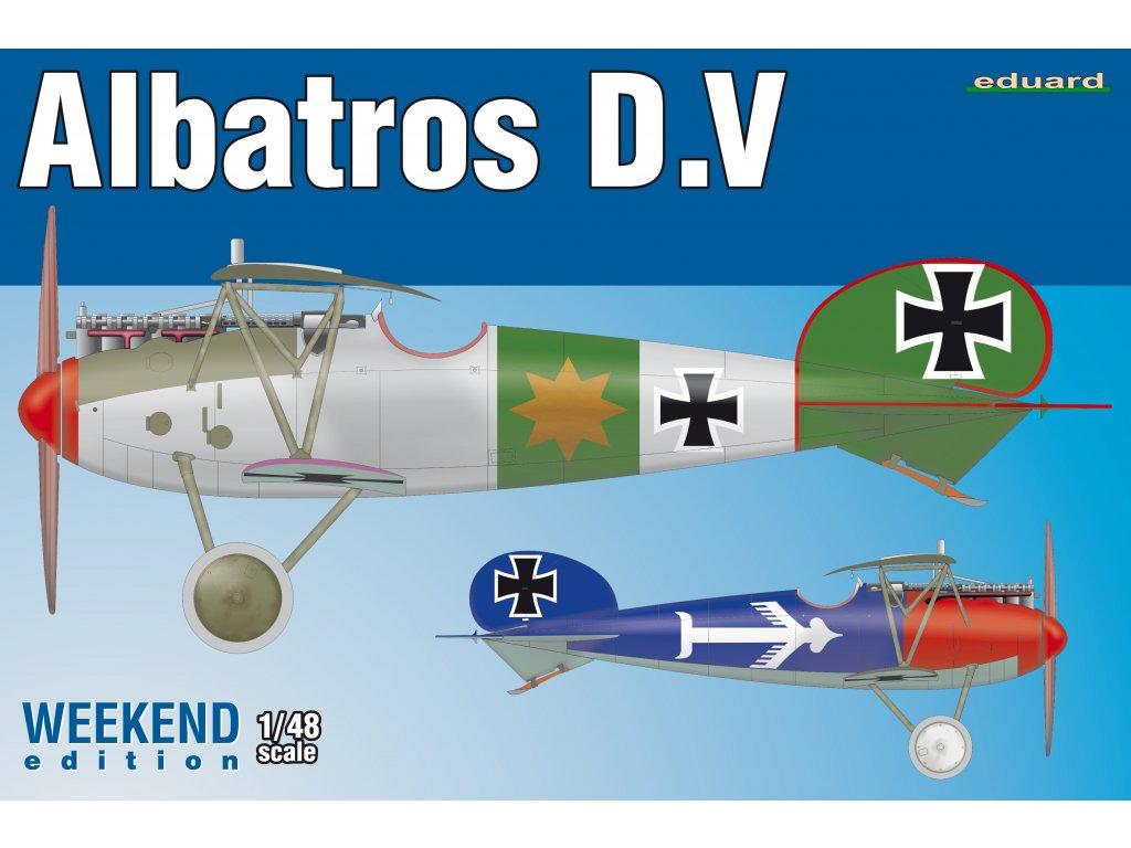 1/48 Albatros D.V (Weekend)