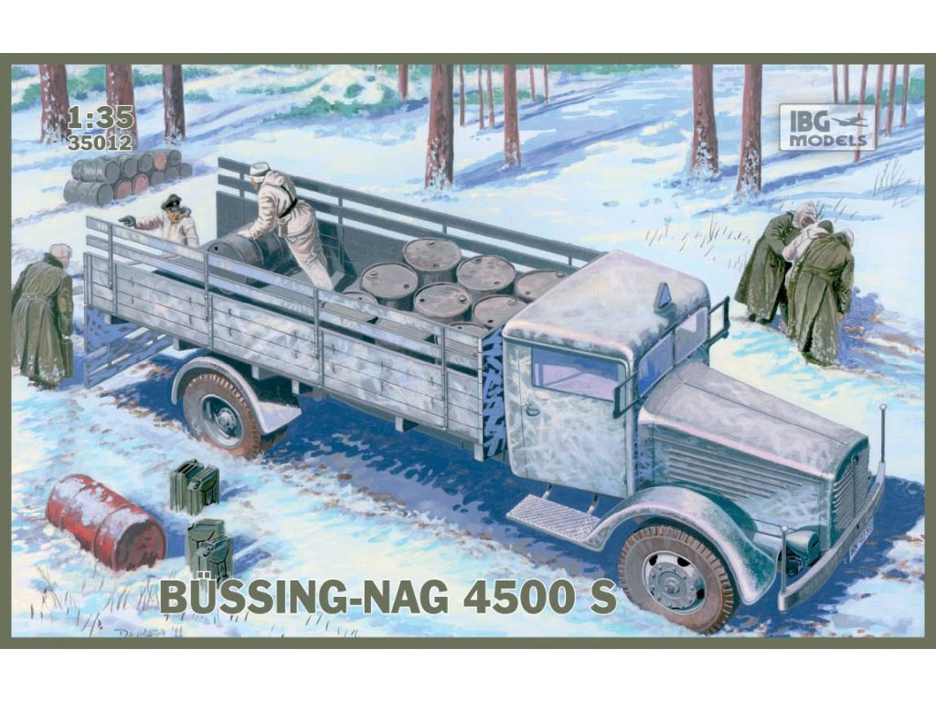 b ssing nag 4500s