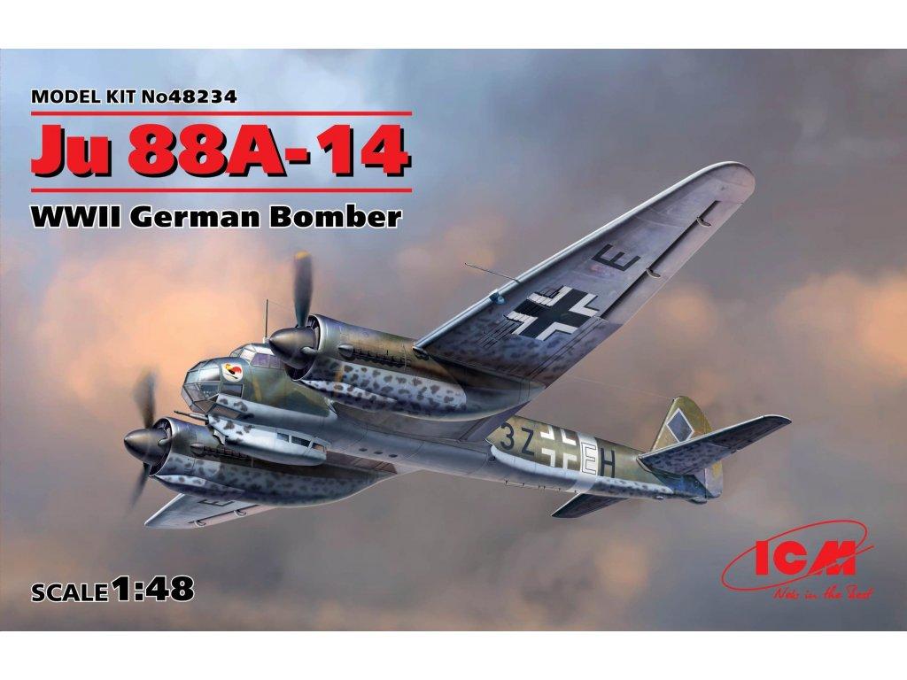 48234 Ju 88A 14