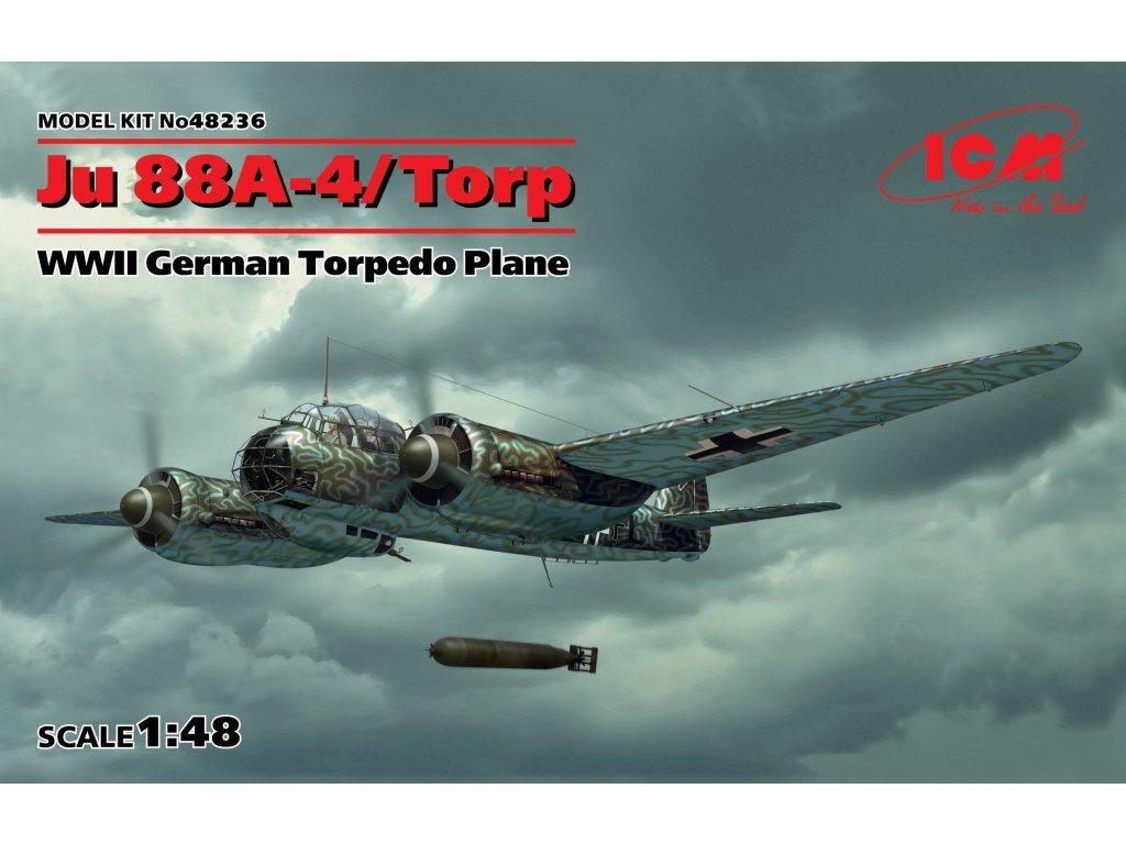 48236 Ju88A 4 Torpedo