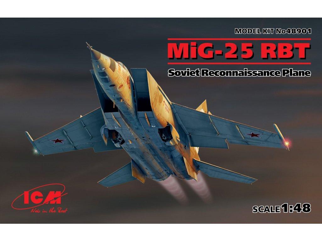 48901 MiG 25 RBT
