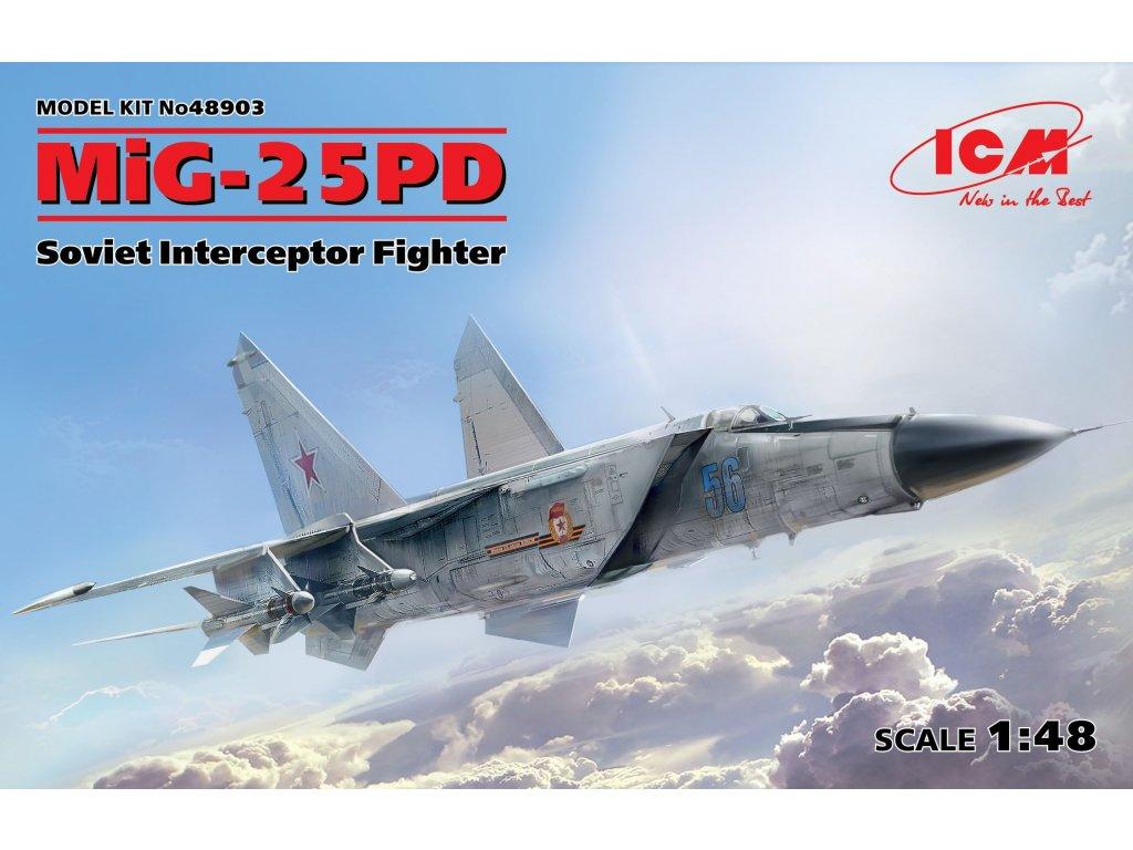 48903 MiG 25 PD