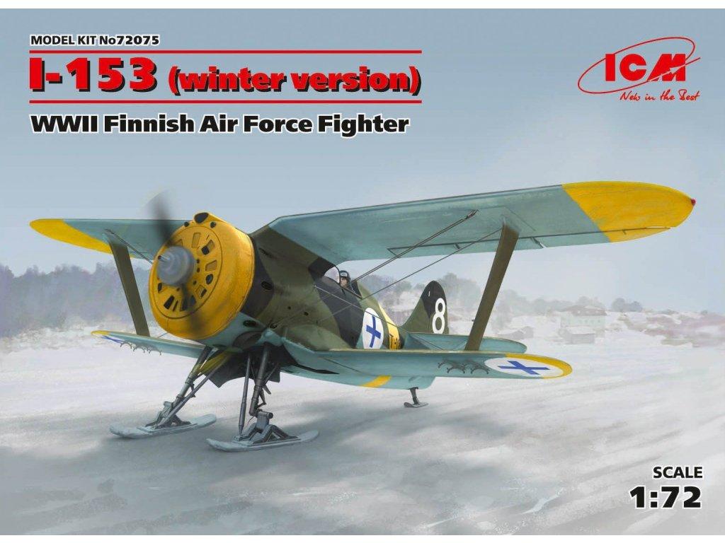 72075 I 153 (winter version) Finnish