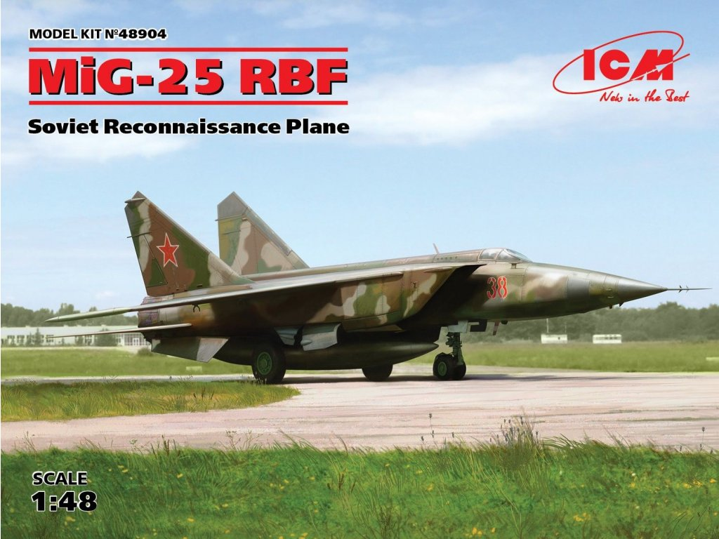 48904 MiG 25 RBF
