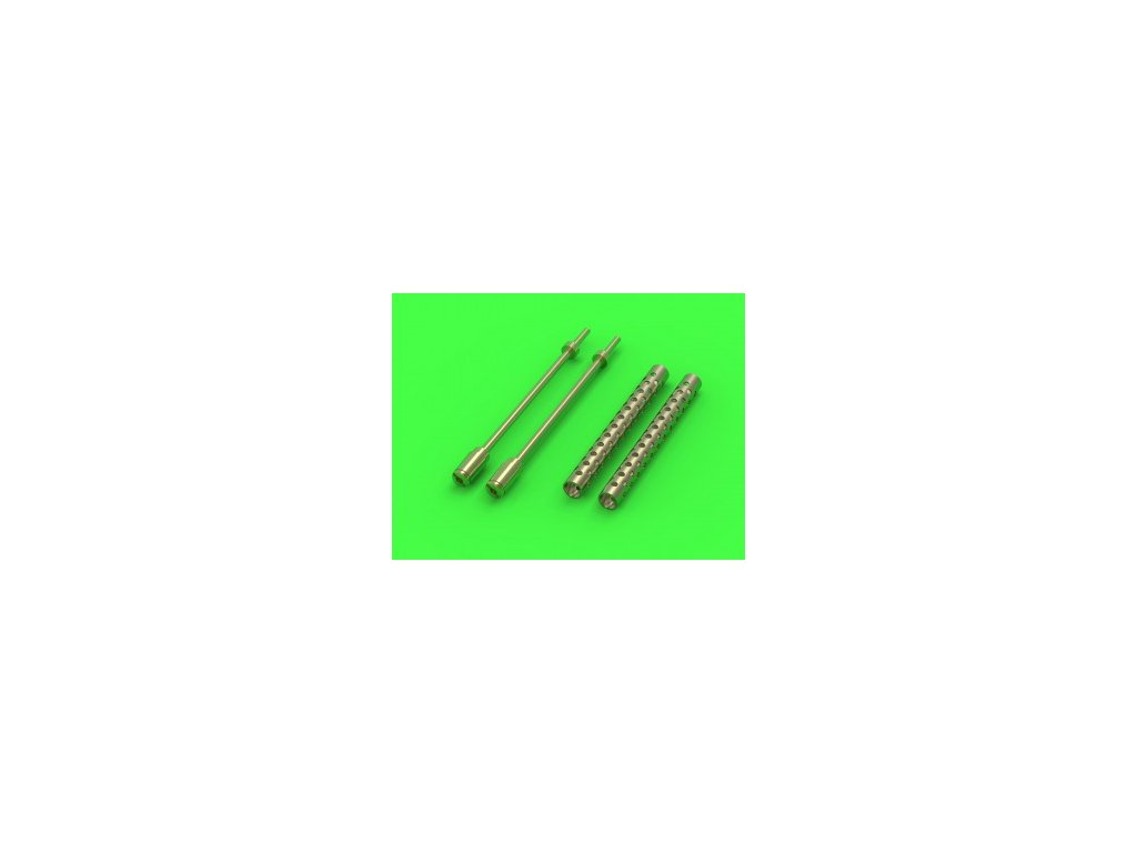 1/35 Browning M1919 barrels - conical shape (2x)