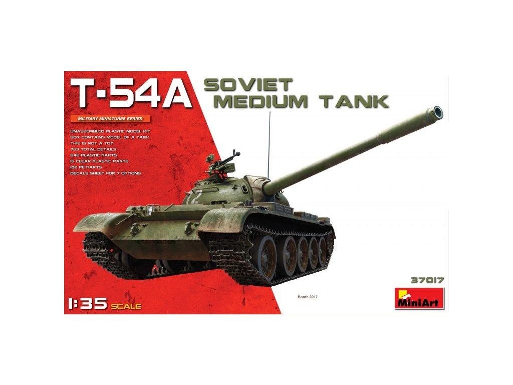 1/35 T-54A Soviet Medium Tank