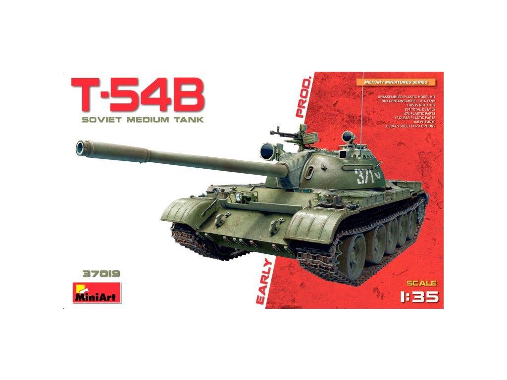 1/35 T-54B Soviet Medium Tank