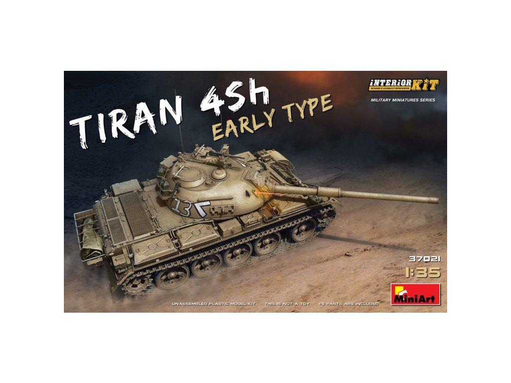 1/35 Tiran 4 Sh Early Type w/ Interior Kit