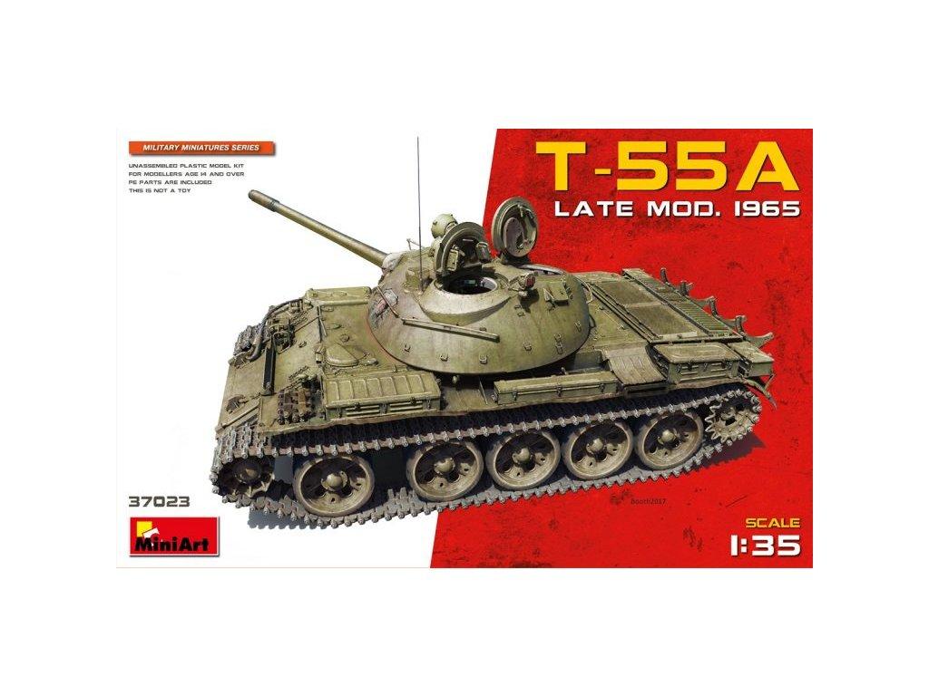 1/35 T-55A Late Mod. 1965