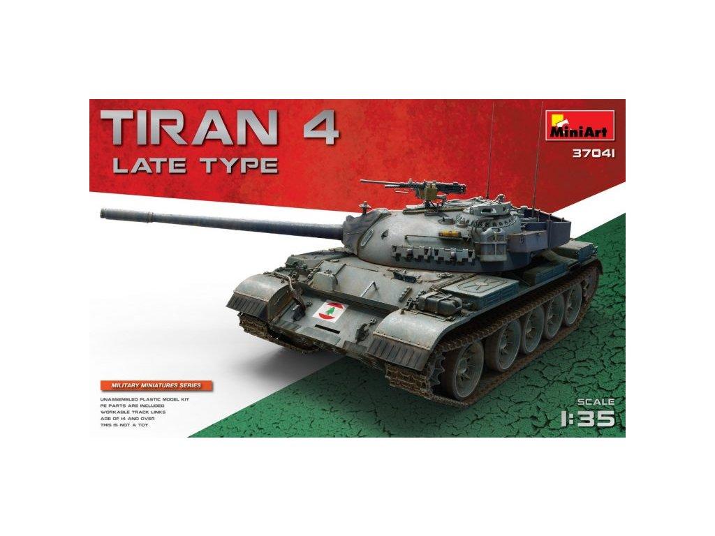 1/35 Tiran 4 Late Type