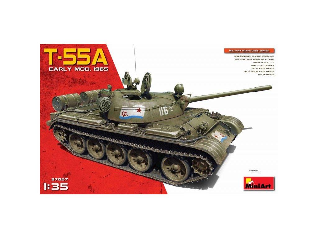 1/35 T-55A Early Mod. 1965 (9x camo)