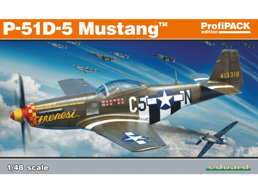 1/48 P-51D-5 (Profipack)