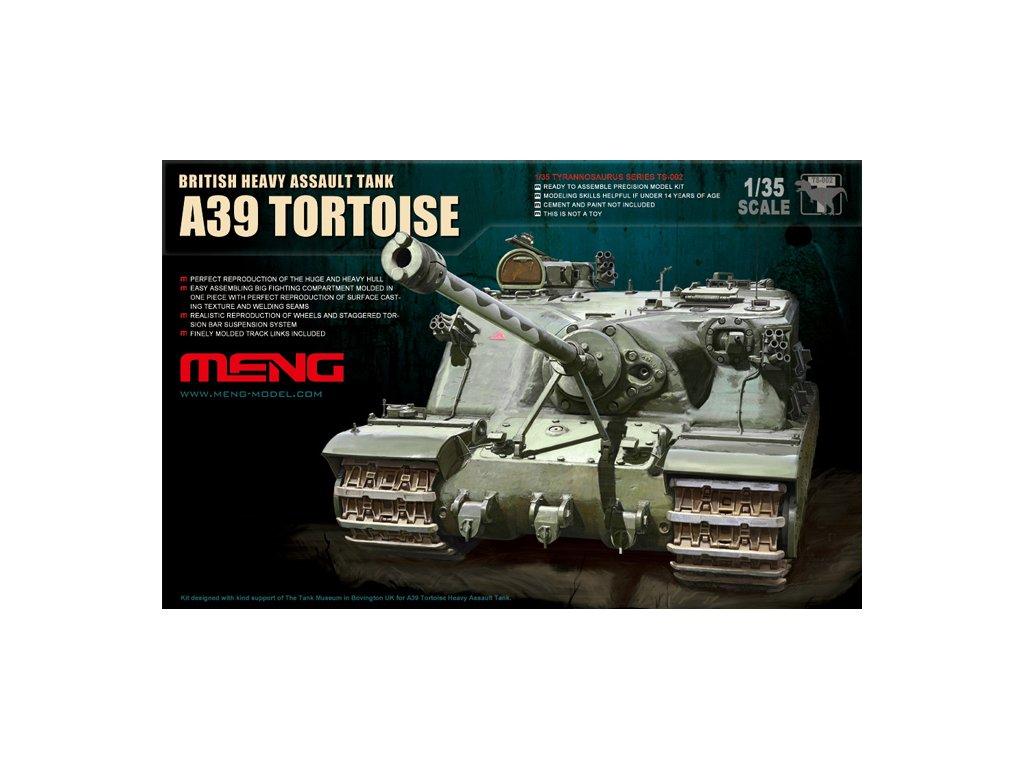 MENTS 002 A39 Tortoise