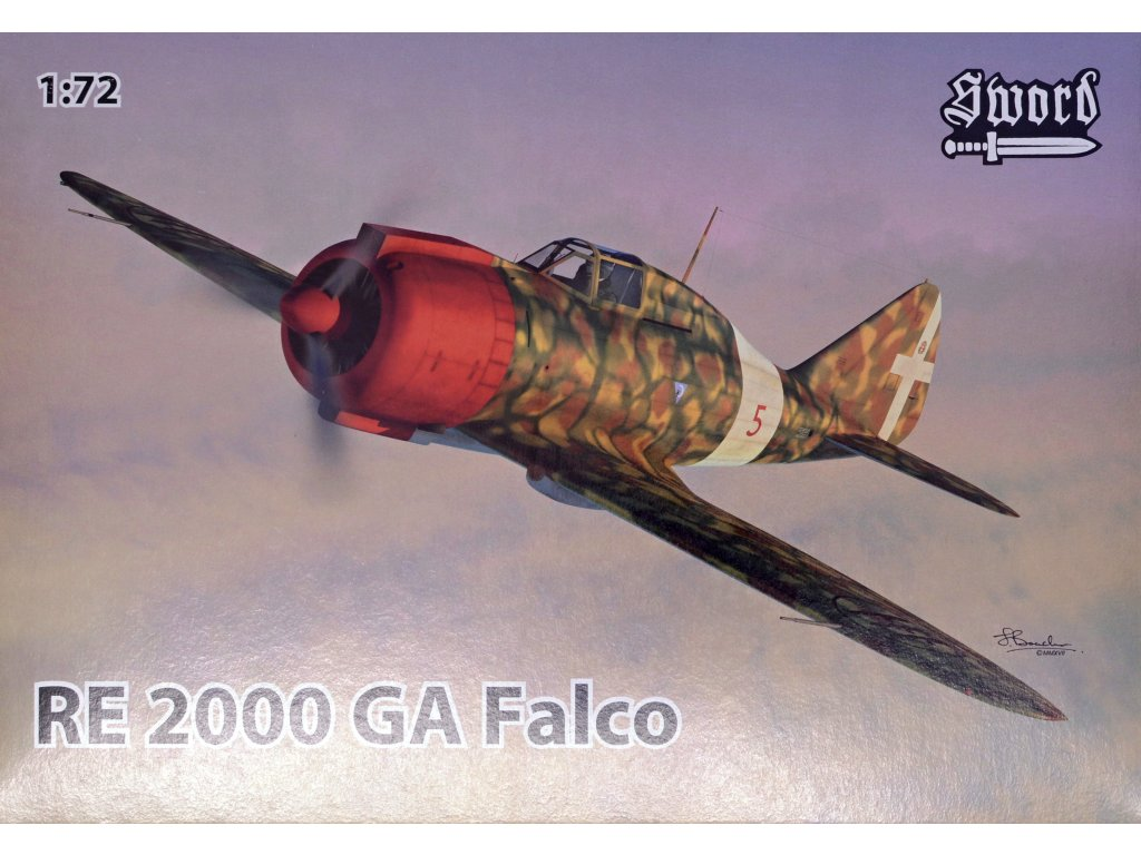 SWORD72.112 RE 2000 GA Falco