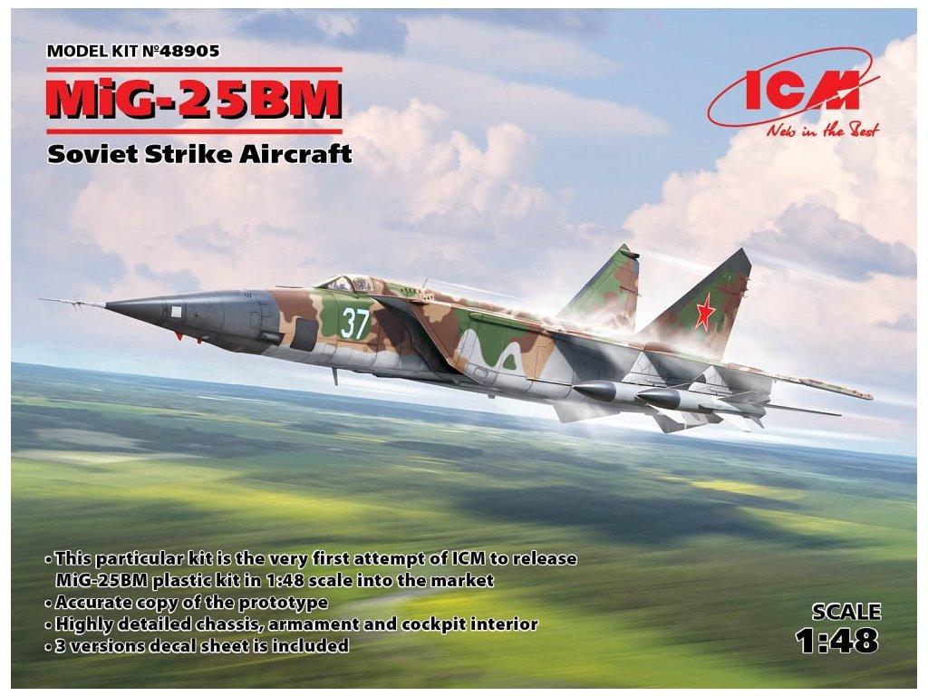 ICM 48905 MiG 25BM