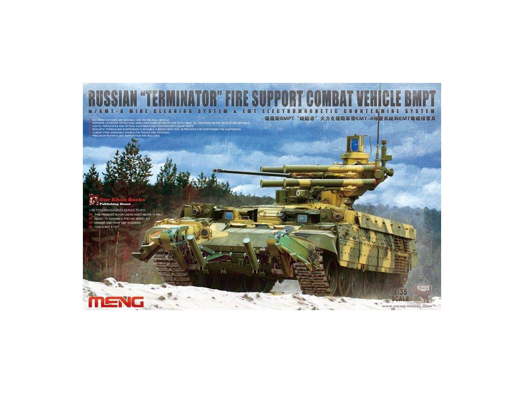 MENTS 010 Russian BMPT Terminator