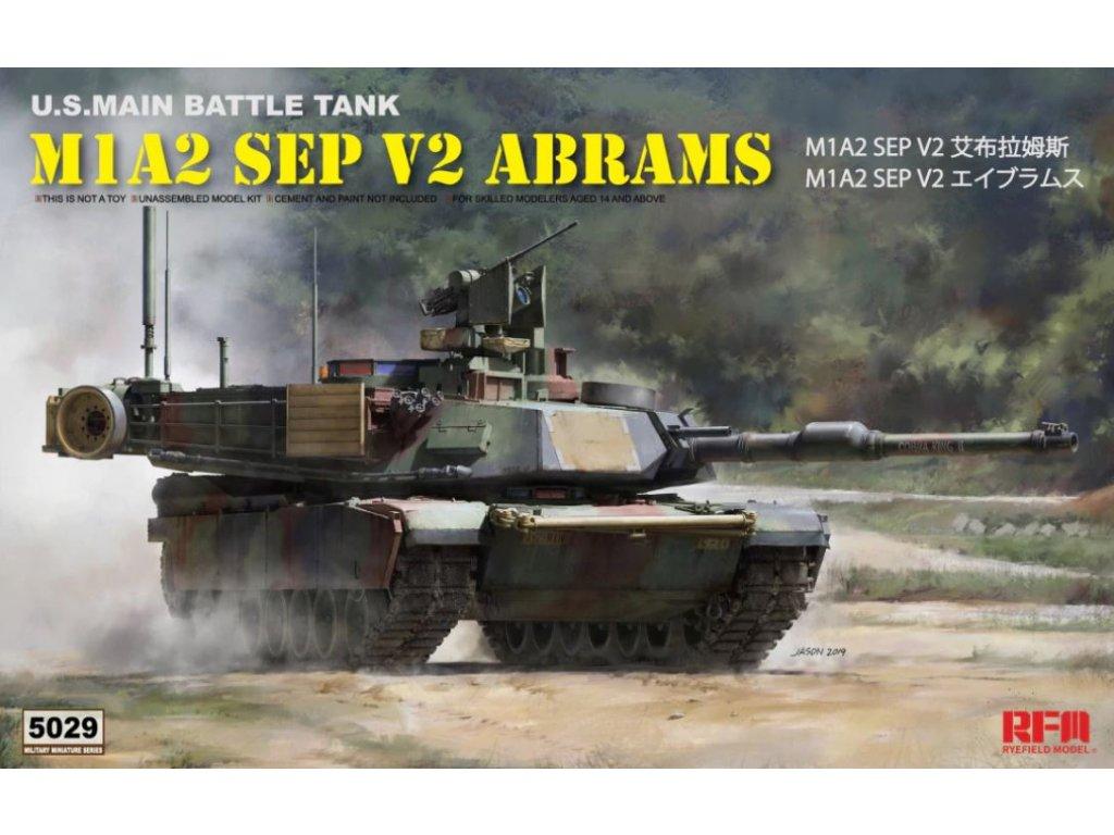5029 M1A2 SEP V2