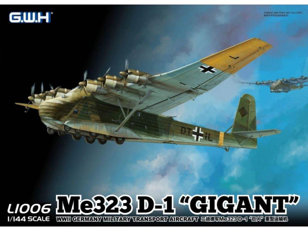 L1006 Me 323 D 1 Gigant