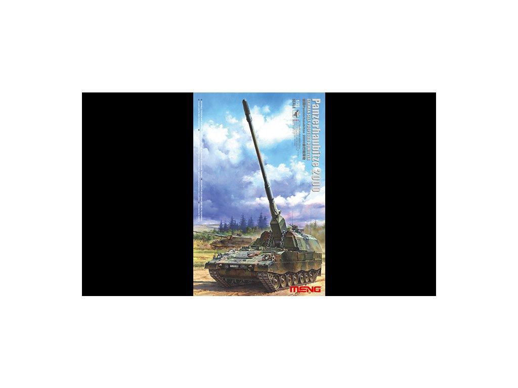 MENTS 012 Panzerhaubitze 2000