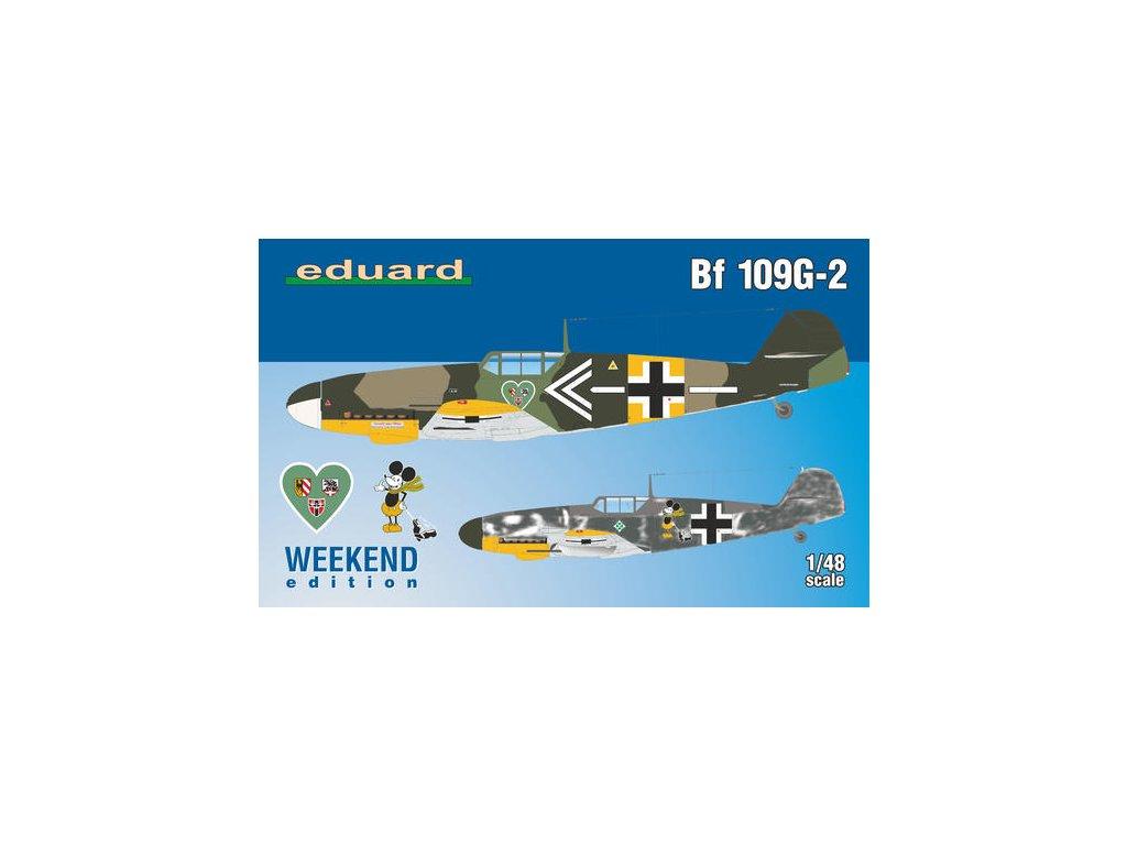1/48 Bf 109G-2