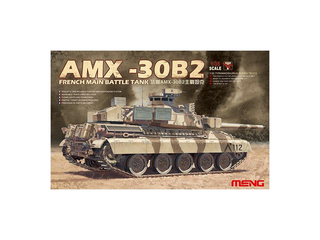 MENTS 013 AMX 30B2