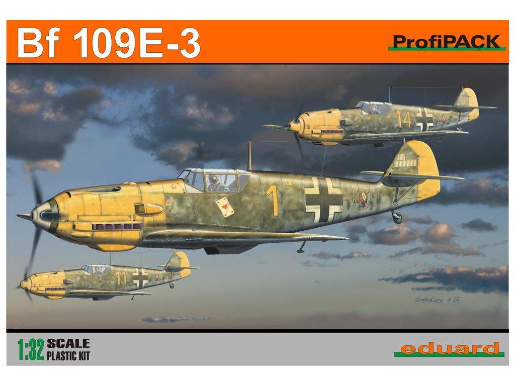 1/32 Bf 109E-3