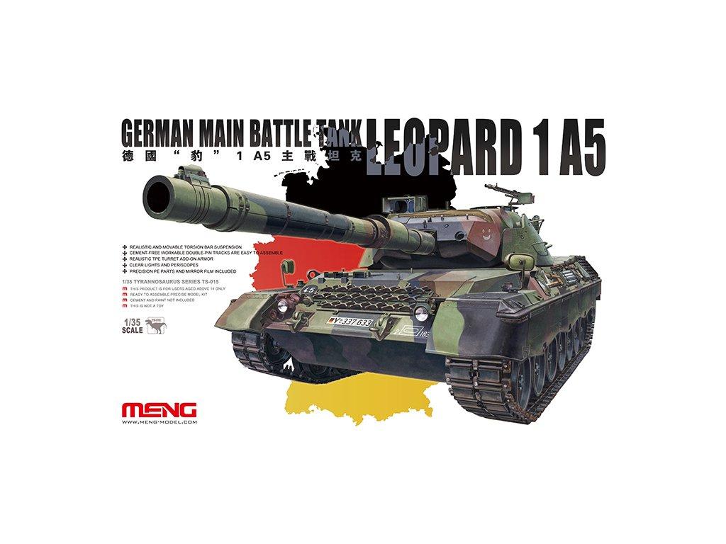 MENTS 015 Leopard 1A5