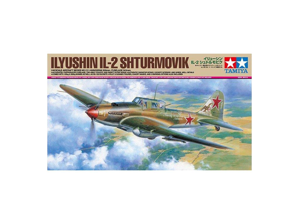 Ilyushin IL 2 Shturmovik