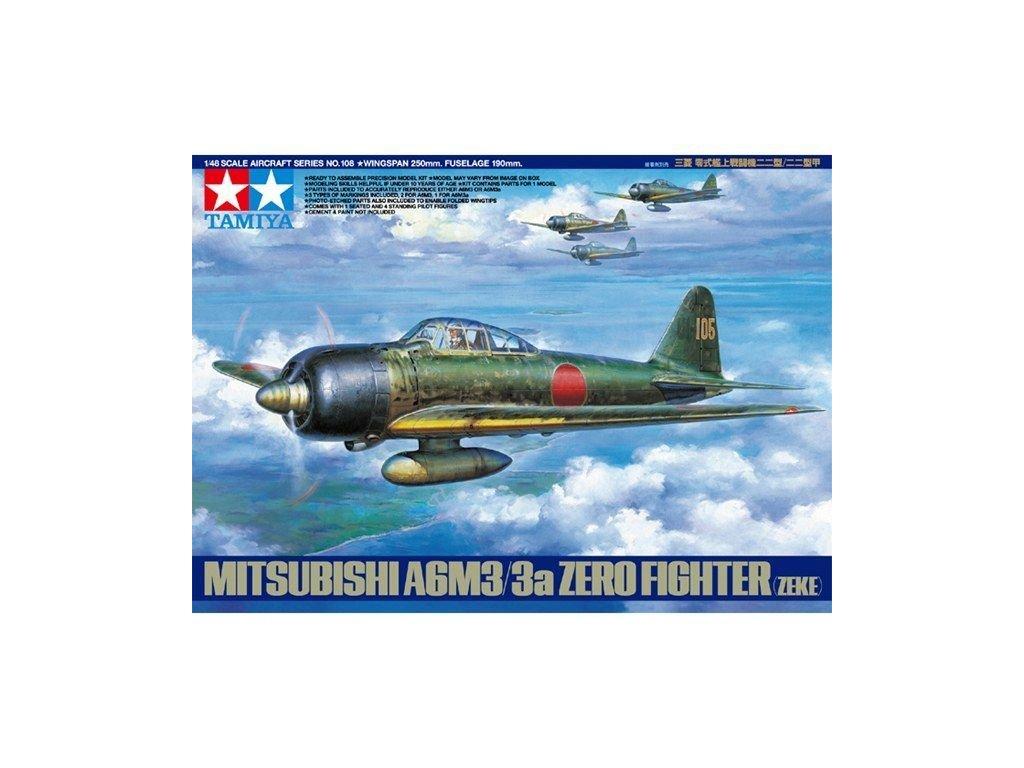 Mitsubishi A6M3 3a Zero