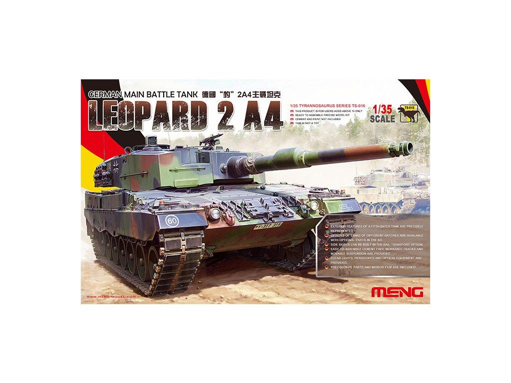 MENTS 016 Leopard 2A4