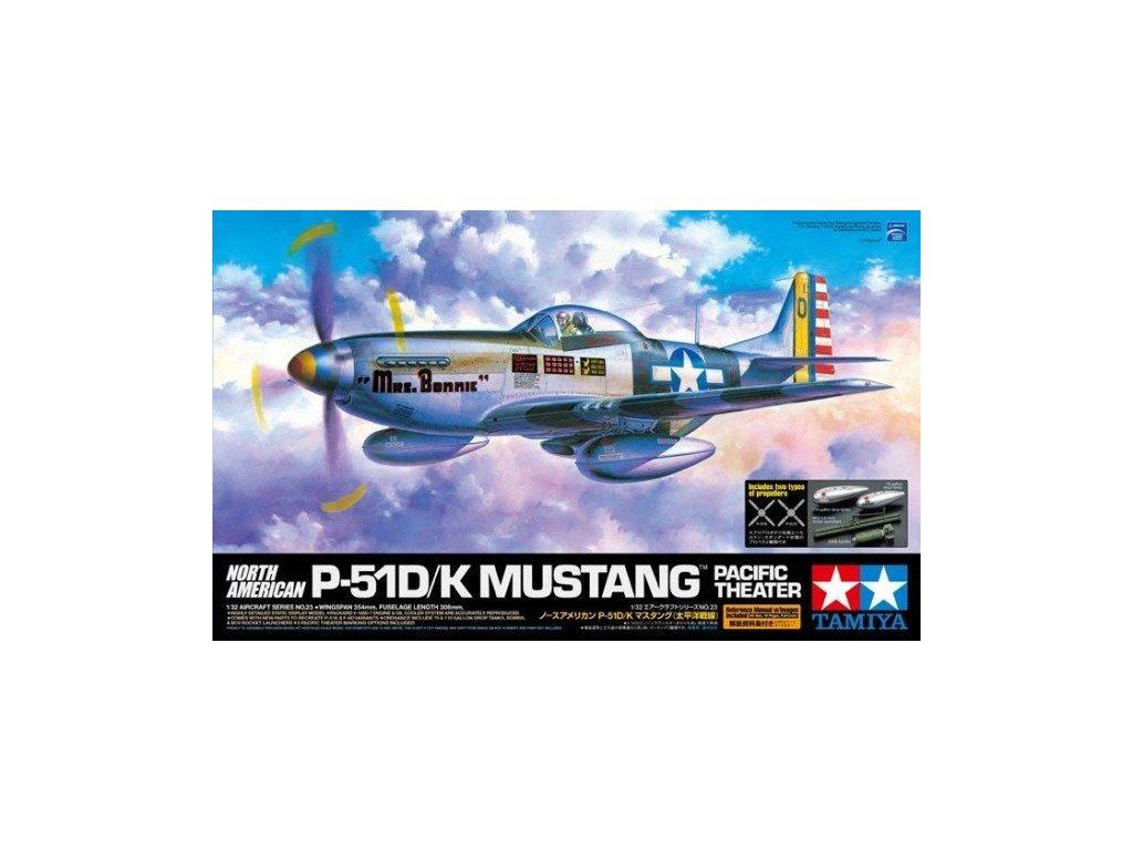 North American P 51D K Mustang