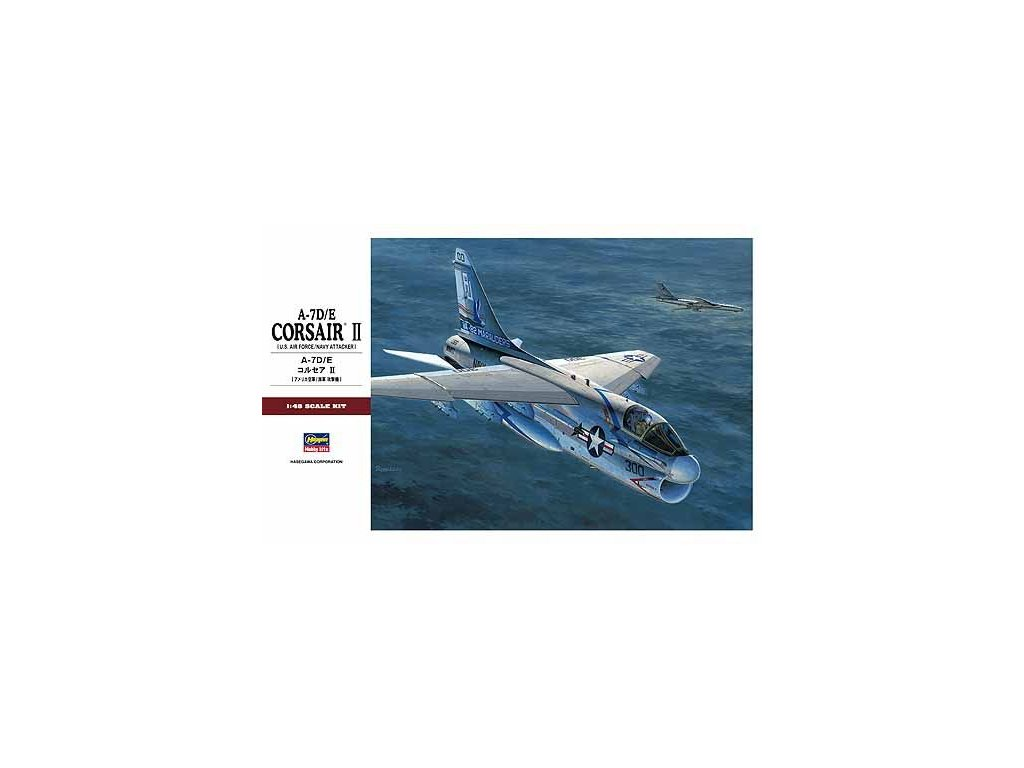A 7D E Corsair II